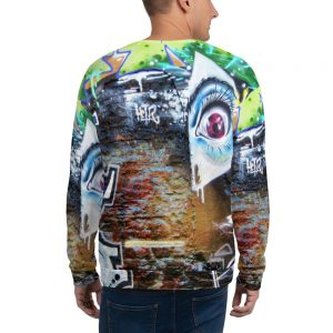 Urban print Allover Unisex Sweatshirt