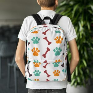 Paw and Bone Backpack