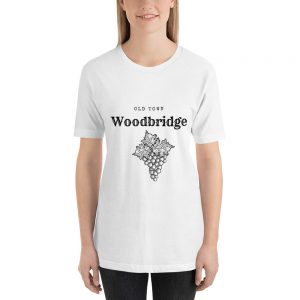 Woodbridge Grape Cluster Short-Sleeve Unisex T-Shirt