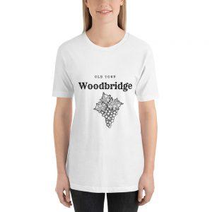 Woodbridge Grape Cluster Short-Sleeve Unisex T-Shirt