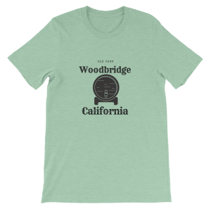 Old Town Woodbridge Short-Sleeve Unisex T-Shirt