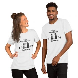 Historical Woodbridge Short-Sleeve Unisex T-Shirt