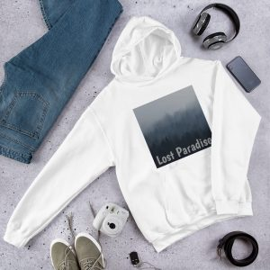 Lost Paradise Hooded Sweatshirt