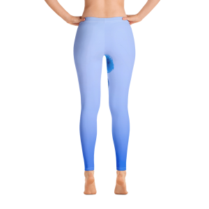 Blue Jelly Fish Leggings