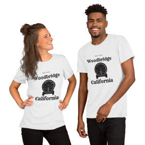 Historical Woodbridge Cask Short-Sleeve Unisex T-Shirt