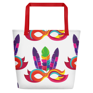 Beach or Wine Tasting Party Bag