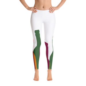 Wine Bottles Leggings