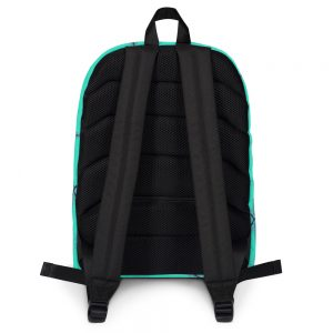 Starfish Backpack Blue Body