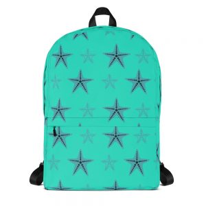 Starfish Backpack Blue Body