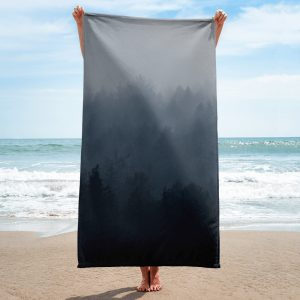 Shades of Grey Towel Lost Paradise