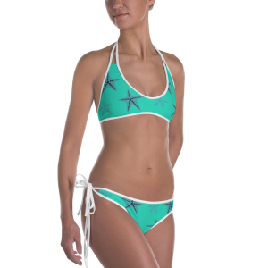 Starfish full Bikini Blue Body