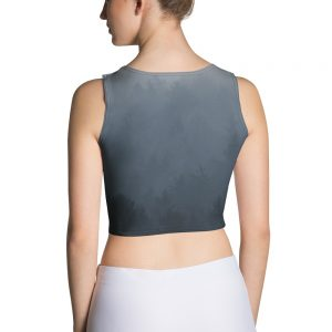Shades of Grey Crop Top Lost Paradise