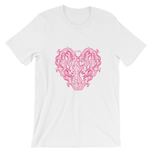 Love Wins Short-Sleeve Unisex T-Shirt