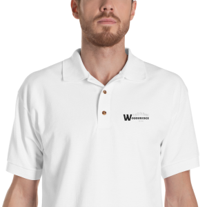 Woodbridge Embroidered Polo Shirt Historical Community