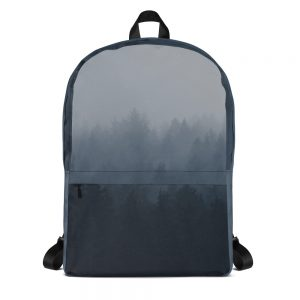 Shades of Grey Backpack Lost Paradise