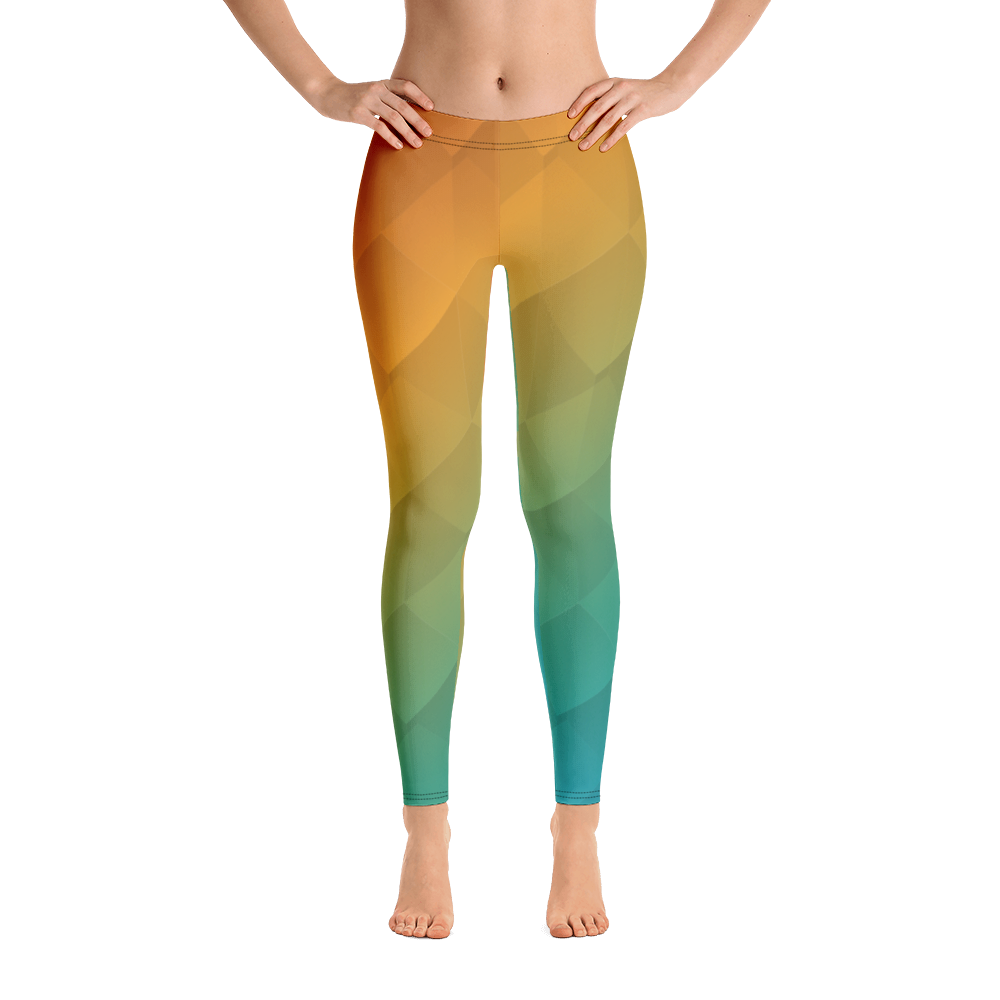 Prism Leggings for the Blue Body Campaign
