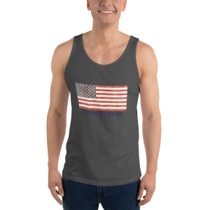 Trust Unisex Tank Top for the Stars and Stripes Campaign