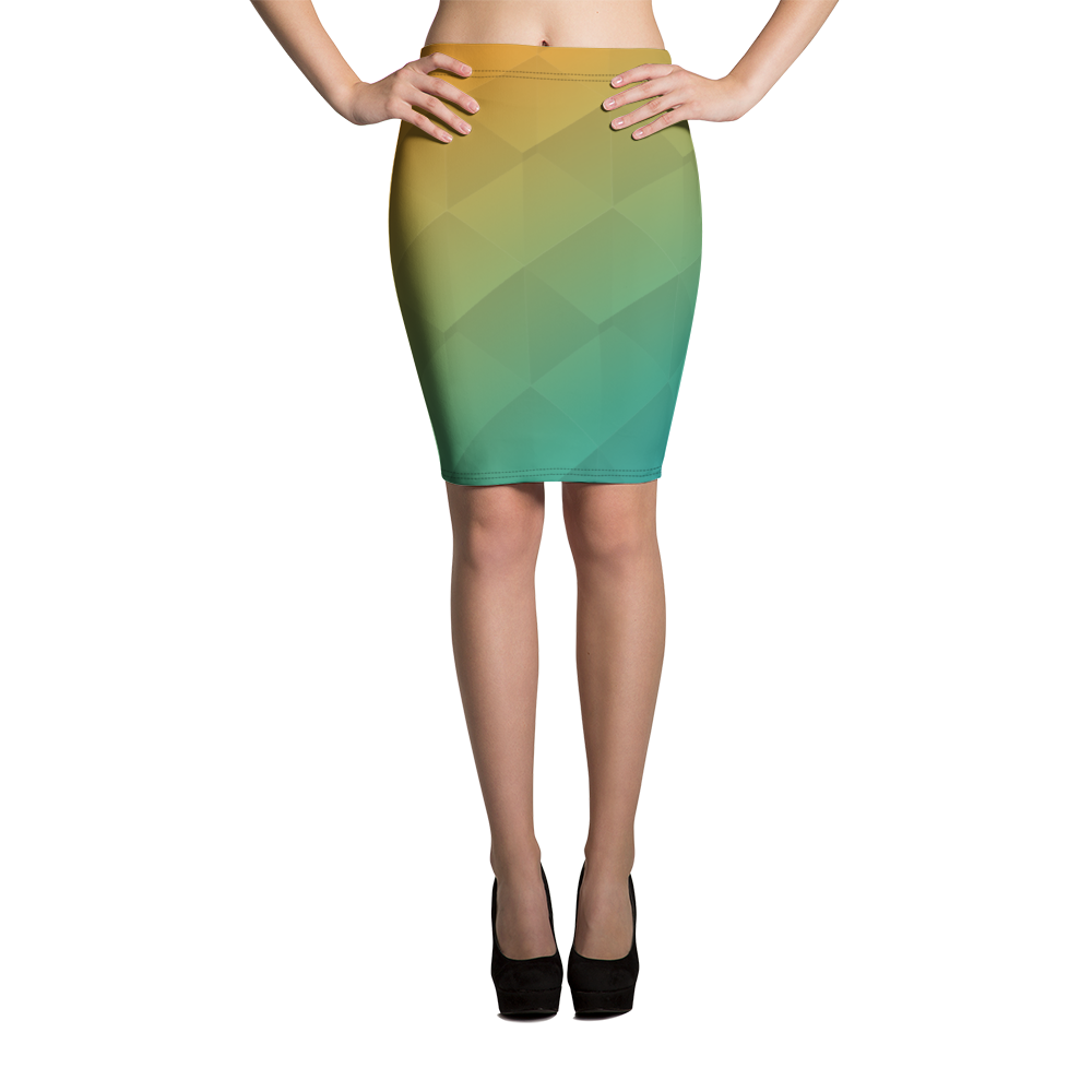 Prism Pencil Skirt for the Hold Your Horses Campaign