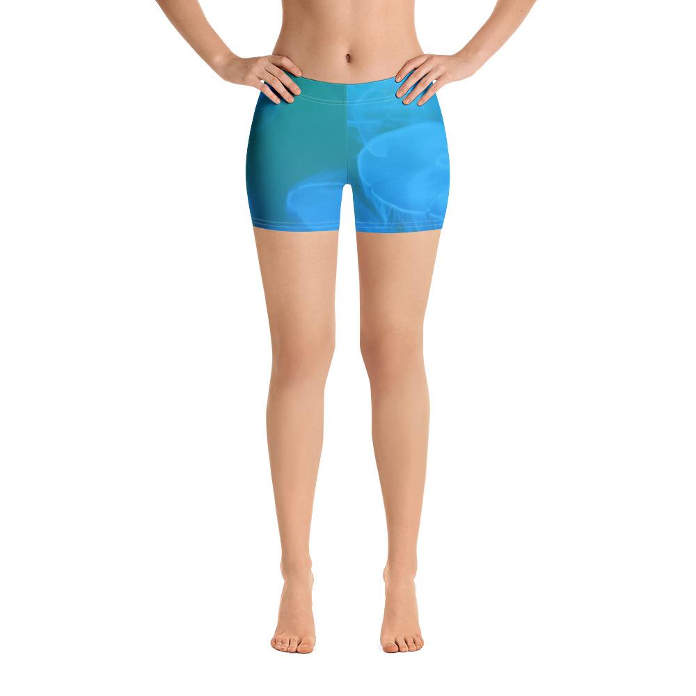 Jellyfish Shorts Blue Body