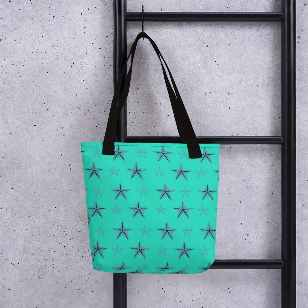 Starfish bag Blue Body