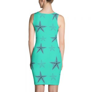 Starfish Dress Blue Body