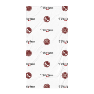 Women of Wine Country Step and Repeat Towel