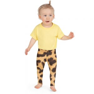 Fur Baby Leopard Leggings (Kids)