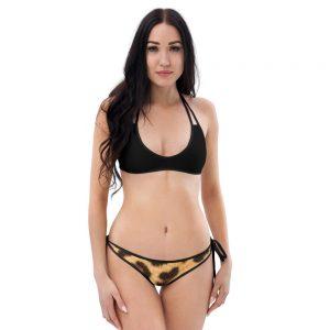 Fur Baby Leopard Bikini